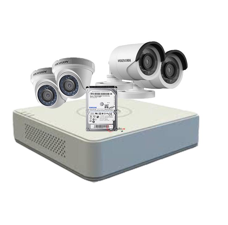 bộ 4 mắt camera thanh hoa giá rẻ