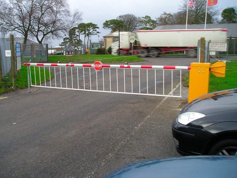 Barrier Hàng Rào Chắn Tự Động Baisheng BS-306 TIIIA thanh hóa