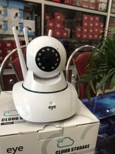 Camera IP WIFI an ninh, chống trộm chính hãng Cloud Eye C2Y