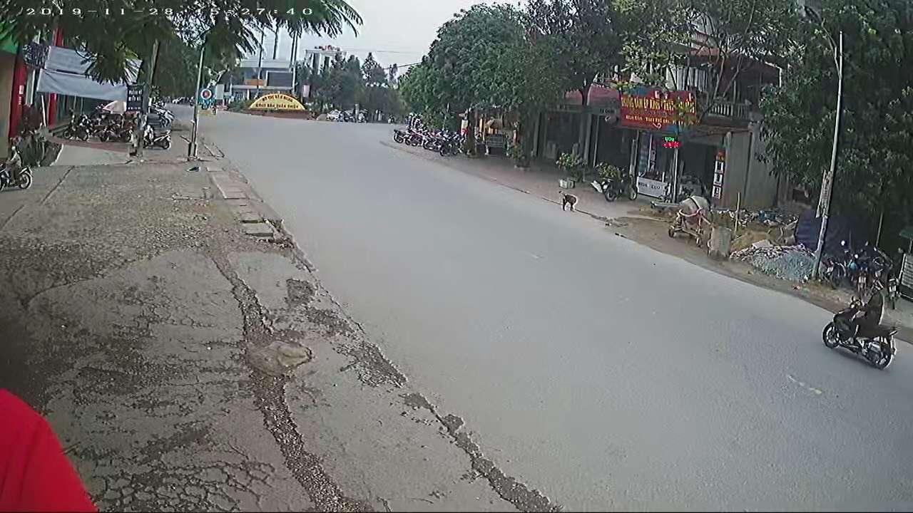 Công trình lắp camera thực tế tại camera Thanh Hóa