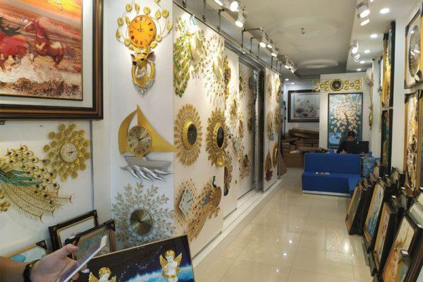 Hikvision Đồng Hồ Treo Tường Cực Đẹp